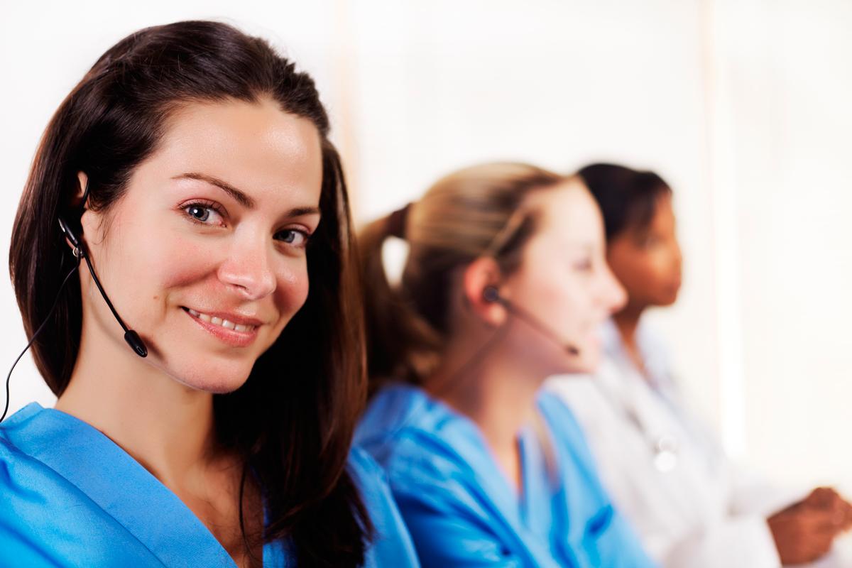 atención al cliente salud