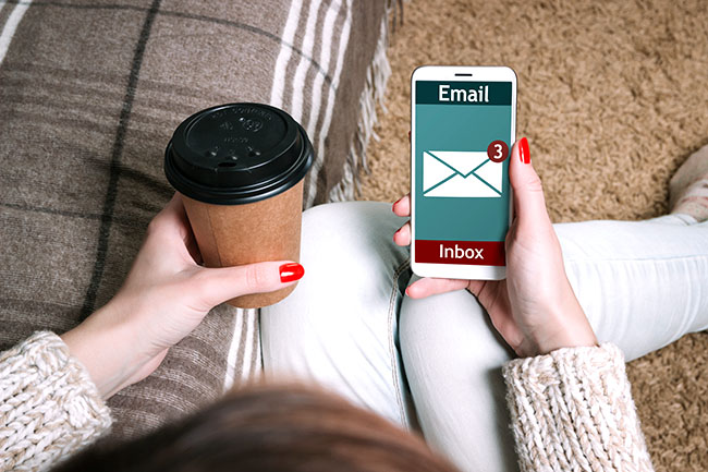 Razones para usar Email Marketing en estrategia digital