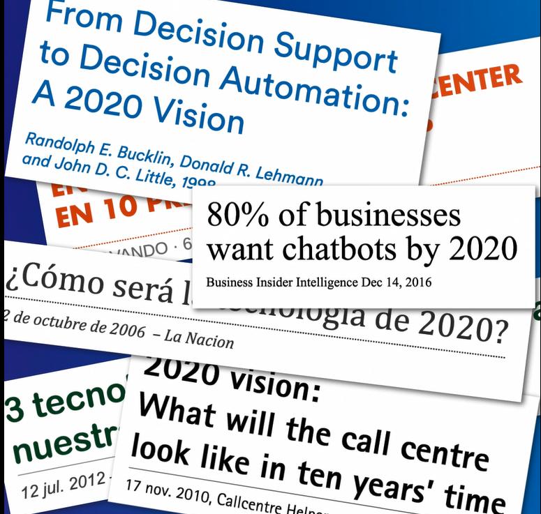 ¿Cuáles son las prioridades 2020 de las empresas?