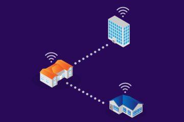 Conexión doméstica para teletrabajo en contact center