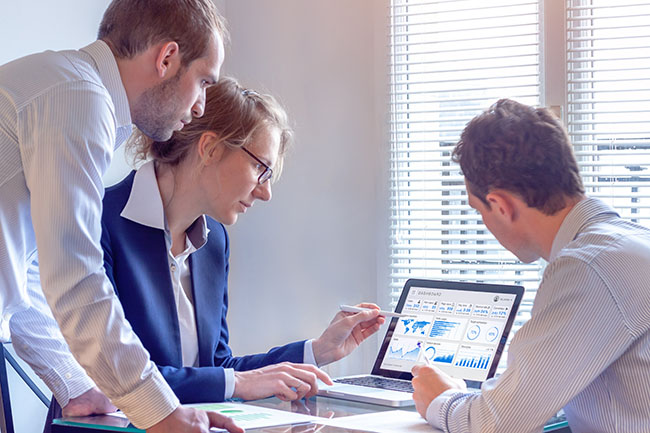Tecnología para integrar marketing y ventas - Reduce el coste por adquisición