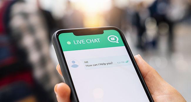 Tips para dar una buena atención en chat con clientes