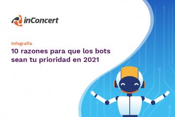 10 razones para implementar bots en 2021