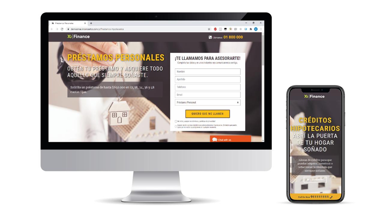 Cómo optimizar una landing page para PYMES